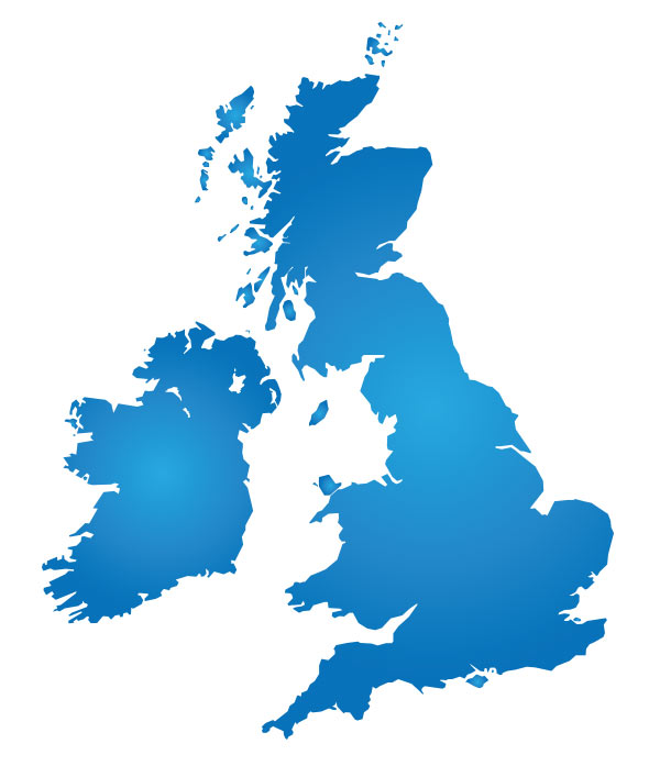 the IONA<sup>®</sup> test - United Kingdom Locations