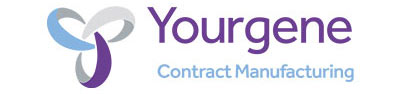 Yourgene Contract Manufacturing logo